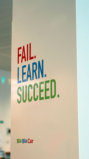 Fail Learn Succeed